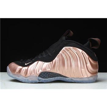 the latest 6e1df 3f4c2 Nike Air Foamposite One Copper Black Metallic Copper 314996-007